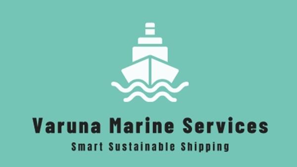varuna marine services logo