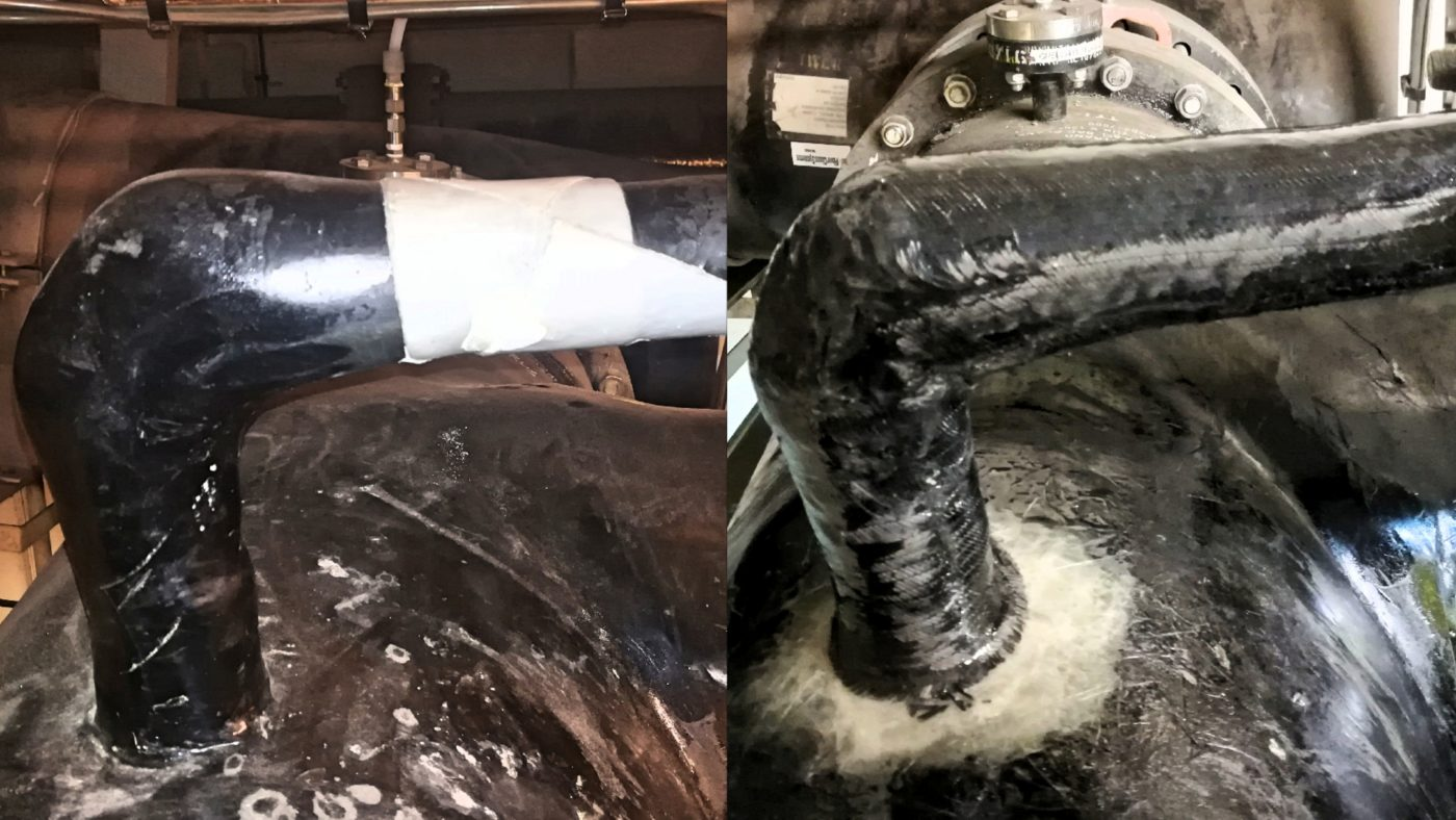 composite technology pipe repair