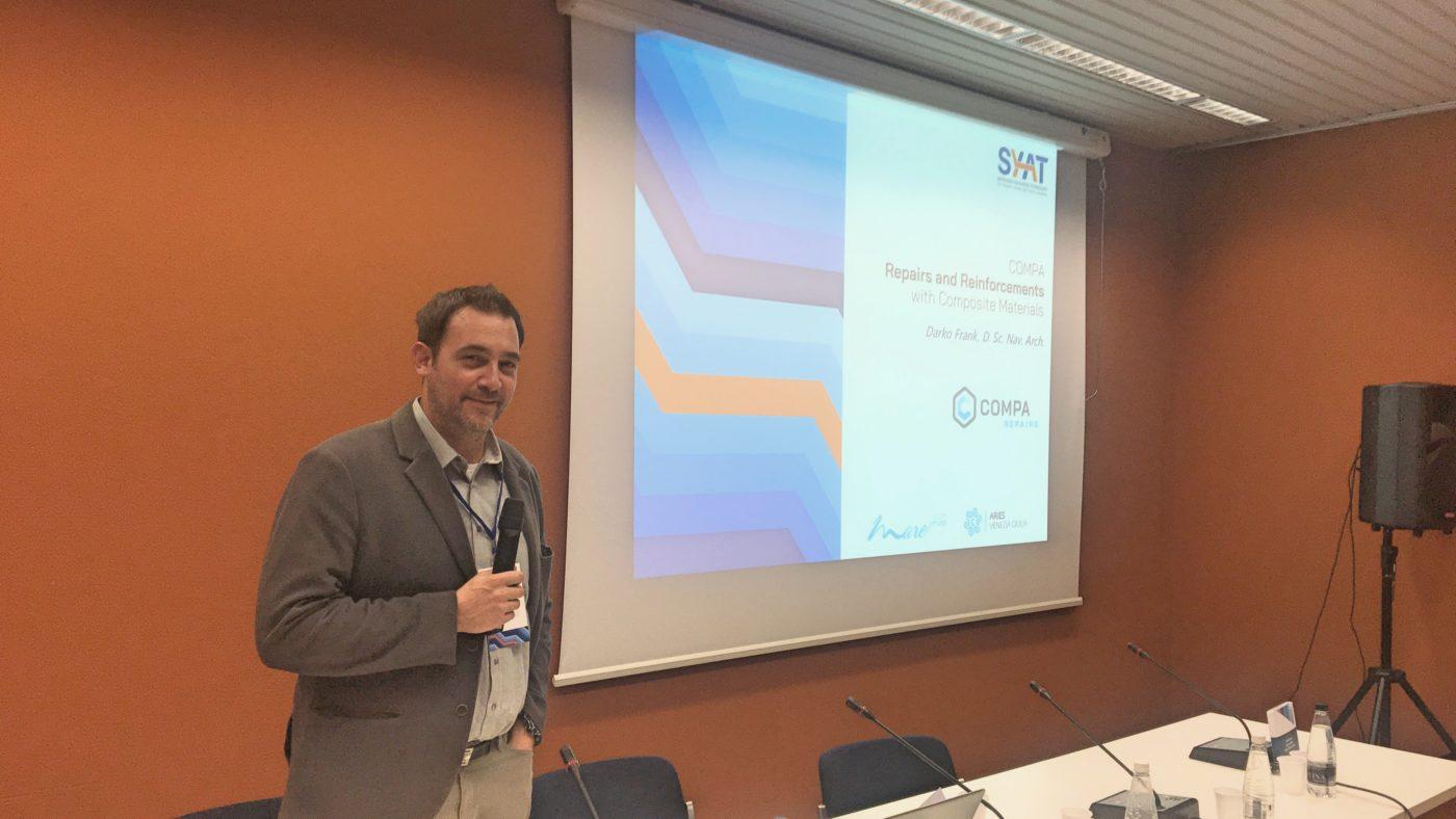 Compa Repairs SYAT 2019 Italy