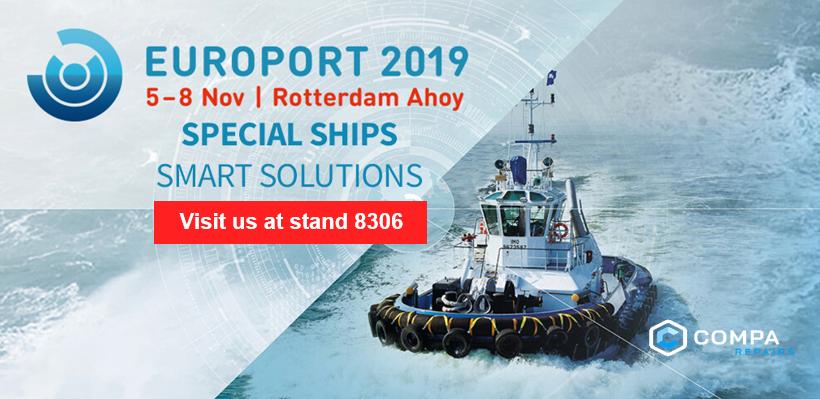 invitation for europort 2019