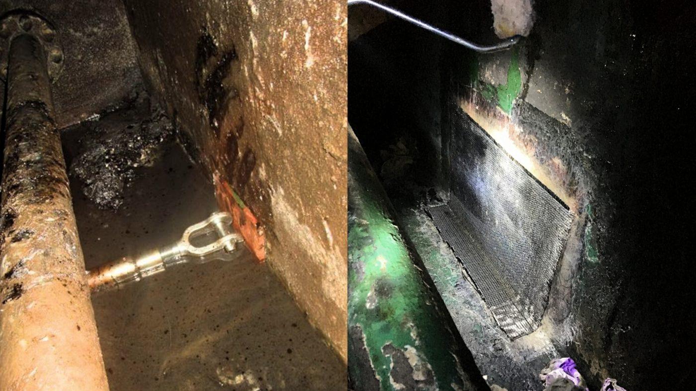 leaking fuel tank repair